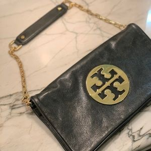 Tory Burch Leather Gold handbag